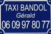 Logo Taxi Bandol
